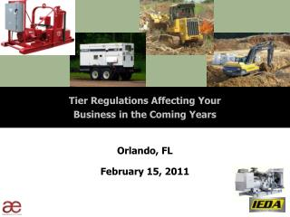 Tier Regulations Affecting Your  Business in the Coming Years