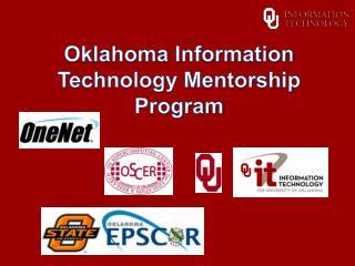 Oklahoma Information Technology Mentorship Program