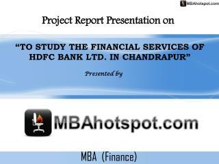 MBA  ( Finance)