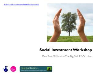 Social Investment Workshop