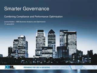 Smarter Governance