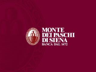 The importance of climate change for the Montepaschi Group