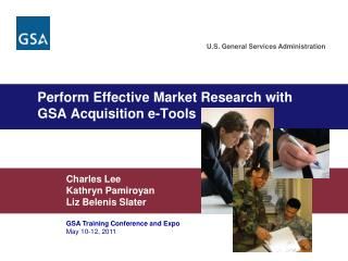 Perform Effective Market Research with GSA Acquisition e-Tools