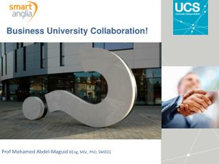 Business University Collaboration!