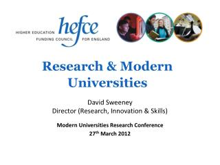 Research & Modern Universities