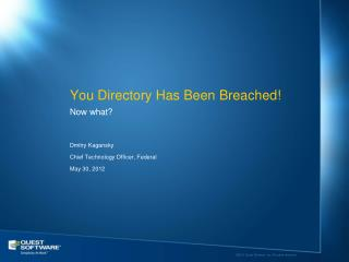 You Directory Has Been Breached!