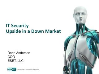 IT Security  Upside in a Down Market