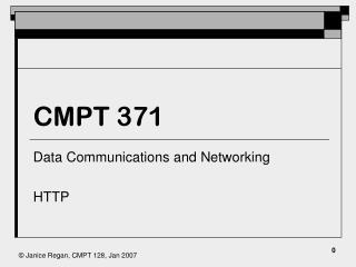 CMPT 371