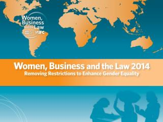 What is  Women, Business and the Law?
