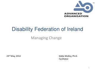 Disability Federation of Ireland
