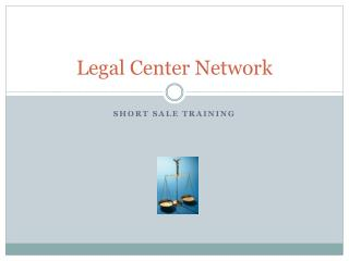 Legal Center Network