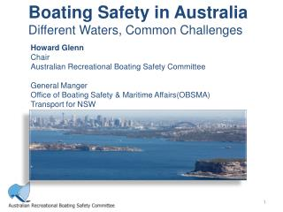 Boating Safety in Australia  Different Waters, Common Challenges