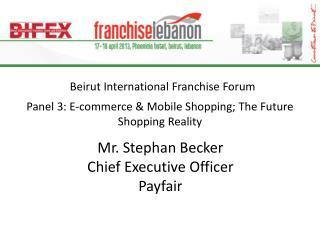 Beirut International Franchise Forum