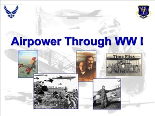airpower through ww i