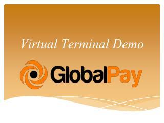 Virtual Terminal Demo