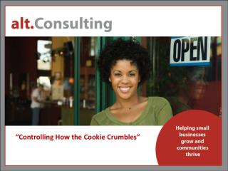 """Controlling How the Cookie Crumbles"""