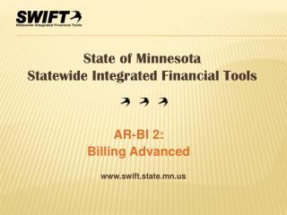 AR-BI 2:  Billing Advanced