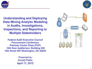 Understanding and Deploying Data Mining Analytic Modeling in Audits, Investigations, Inspections, and Reporting to Mult