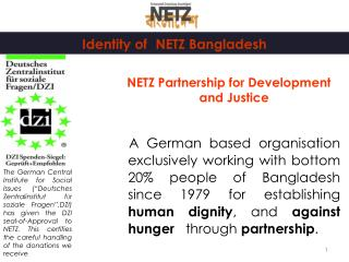 NETZ Partnership for Development and Justice