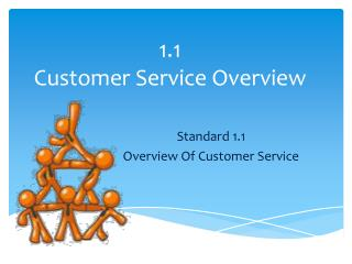 1.1 Customer  Service Overview