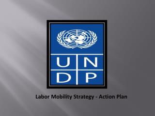 Labor Mobility Strategy - Action Plan