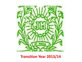 Transition Year 2013/14