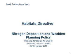 Habitats Directive