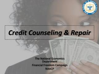 Credit Counseling & Repair