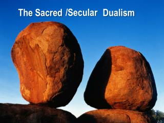 The  Sacred