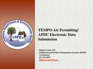 tempo air permitting