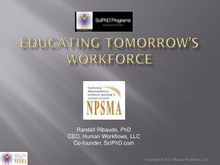Educating Tomorrow�s Workforce