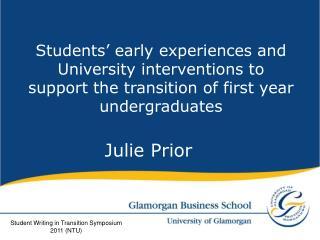 Julie Prior