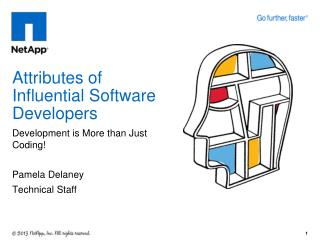 Attributes of Influential Software Developers