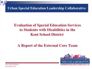 Urban Special Education Leadership Collaborative