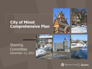 City of Minot  Comprehensive Plan