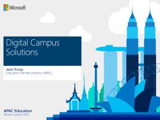 Digital Campus Solutions