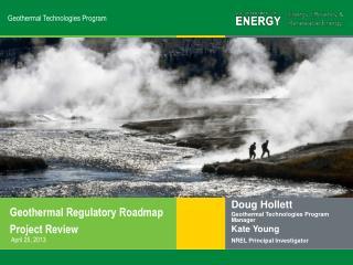 Geothermal Technologies Program