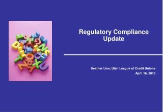 regulatory compliance update
