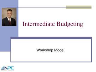 Intermediate Budgeting