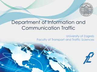 Department  of Information and Communication Traffic