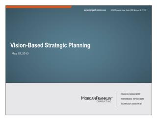 Vision-Based Strategic Planning