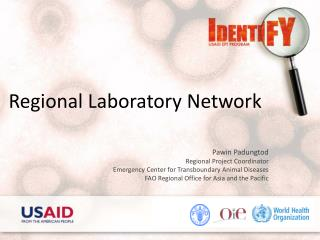 Regional Laboratory  Network