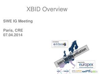 XBID Overview