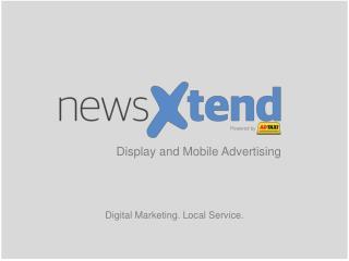 Digital Marketing. Local Service.
