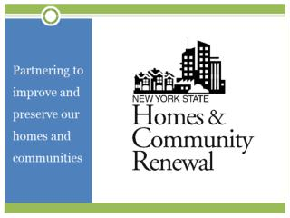 NYS Community Development Block Grant Program _____________________________ Program  Year  2011 Environmental Finance C