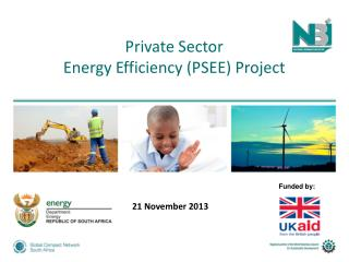 Private Sector  Energy Efficiency (PSEE) Project
