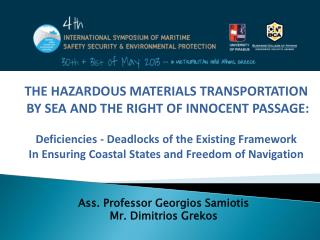 THE HAZARDOUS MATERIALS TRANSPORTATION