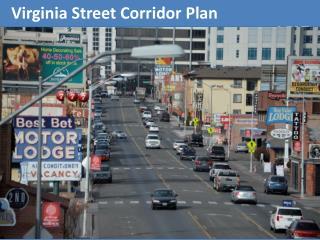 Virginia Street Corridor Plan