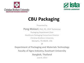 CBU Packaging