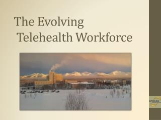 The  Evolving Telehealth  Workforce